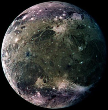 Jupiter's Moons | The view from Ganymede
